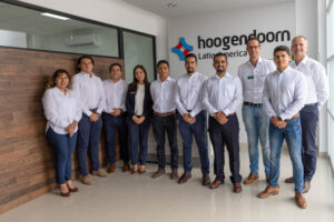 Hoogendoorn team Mexico